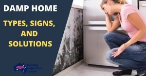 DAMP HOME - TYPES, SIGNS, AND SOLUTIONS
